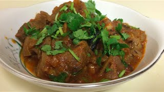 How to make Khasi ko Masu (Goat/Mutton Curry) - Anup Kitchen