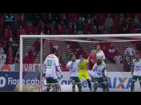 Internacional 1 x 0 Luverdense Melhores Momentos & Gols (HD) COMPLETO Brasileirão 2017