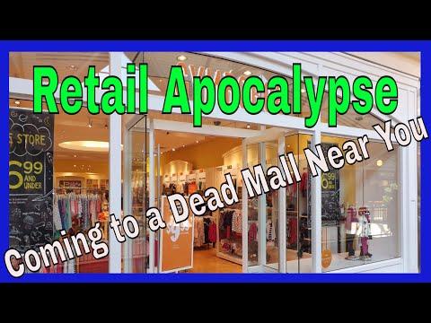 2017 Worst Retail Apocalypse In U.S. History