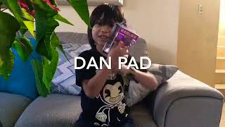Unboxing Roblox jouets- pad dan