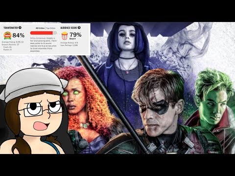 Titans: The Disaster No One Cares About
