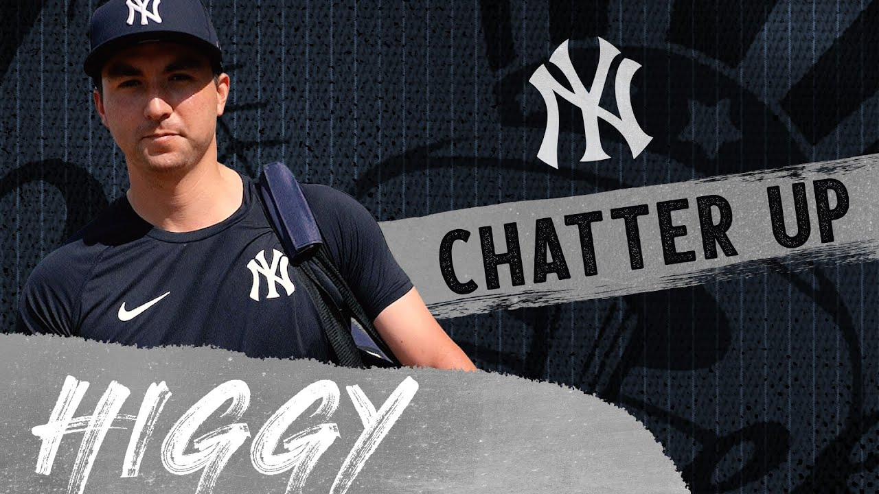 Chatter Up with KYLE HIGASHIOKA | New York Yankees