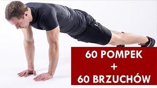 Abs & Pompki - Szybki Trening na Klatkę Piersiową i Mięśnie Brzucha