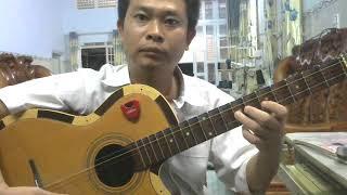 Vỹ Vọng Kim Lang của NSUT NS Văn Giỏi-Hướng dẫn đàn | Tấn Thành Bàu Năng