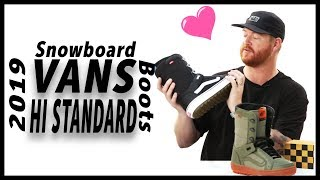 The 2019 Vans Hi Standard Boots are an all mtn/freestyle boot that ...