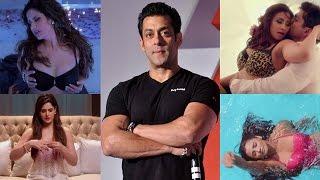 Hate Story 3 |  Zarine Khan Scared Of Salman Khan ?