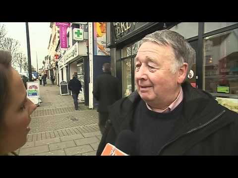 BBC NI -IN YOUR CORNER 'Talk of the Town'  Cookstown