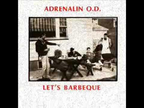 ADRENALIN OD ~ SUBURBIA, OLD PEOPLE TALK LOUD, & TRANS AM