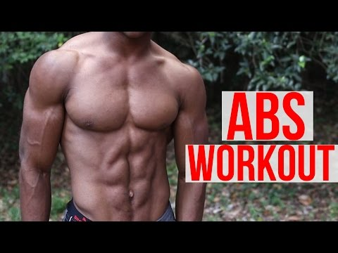 Awesome 5 Minute ABS Workout Routine at Home | Strengthen Core Muscles