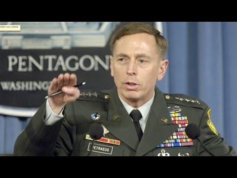 Petraeus Resignation Reveals Divisions Over Iran