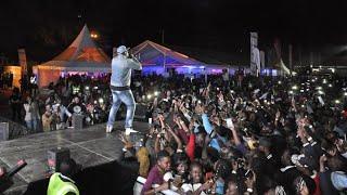 Khaligraph mazishi mode on Choma Na Ngoma Kicc live concert 2018