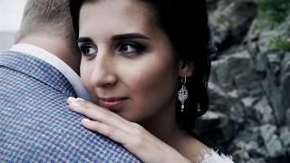 Красивое свадебное видео на Байкале 2017