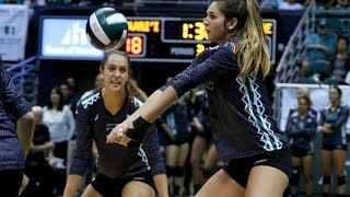 Rainbow Wahine Volleyball 2016 - Rematch: #15 Hawaii Vs Pepperdine