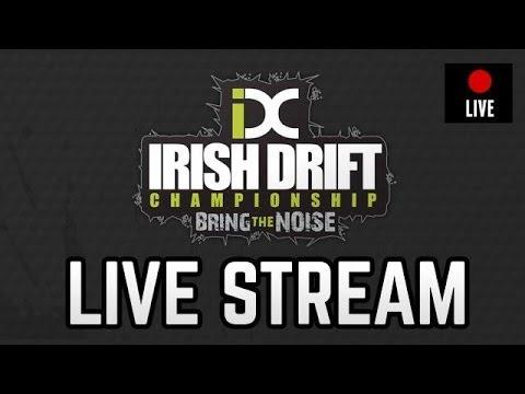 Irish Drift Championship Round 2 Livestream