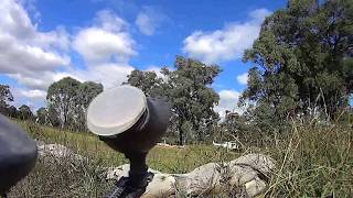 Ultimate Paintball Sydney | Sony Action Cam | HD