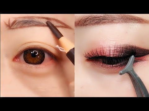 Eye Makeup Natural Tutorial Compilation ♥ 2019 ♥ #185