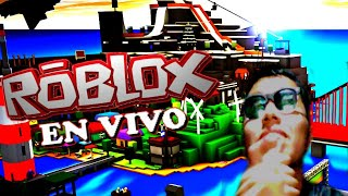 PLAYING IN ROBLOX LIVE!! (ALL GAMES AND PLAYING WITH SUBS, YOU CAN JOIN)