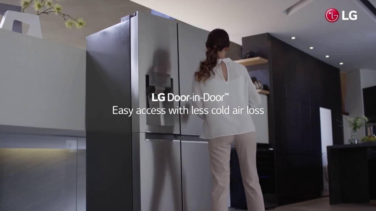 LG Door-in-Door | Fridge Freezer | USP
