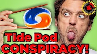 Film Theory: The Tide Pod Challenge - EXPOSED!