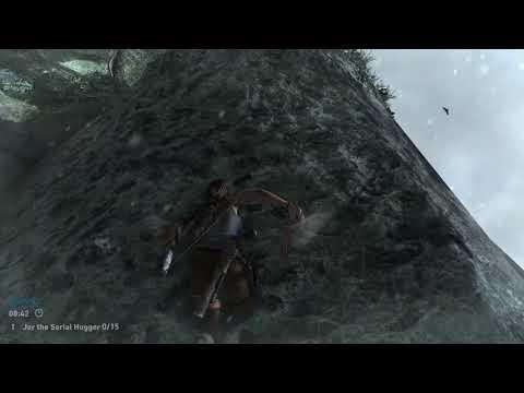 Tomb Raider 2013 Shrine MP-To the High Sky Above