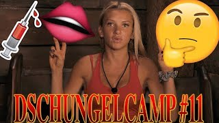 Dschungelcamp 2019: Beauty Fake bei Evelyn Burdecki? | Folge 12