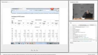 видео Особенности перехода страховых компаний на новый план счетов и отраслевые стандарты бухгалтерского учета (Брызгалов Д.В.)