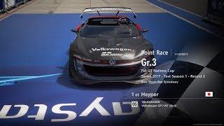 Gran Turismo Sports | Season 3 Round 3 | FIA Nations Cup | Manufacturer Series 2017