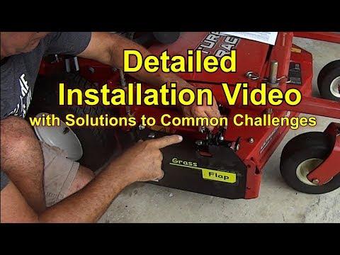 Grass flap chute blocker tagged videos | Midnight News