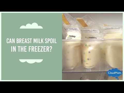 Can Breast Milk Spoil in the Freezer? | CloudMom