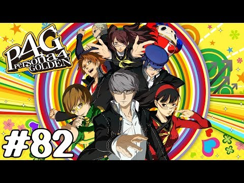 Persona 4 Golden Blind Playthrough With Chaos Part 82: Dojima's Wife