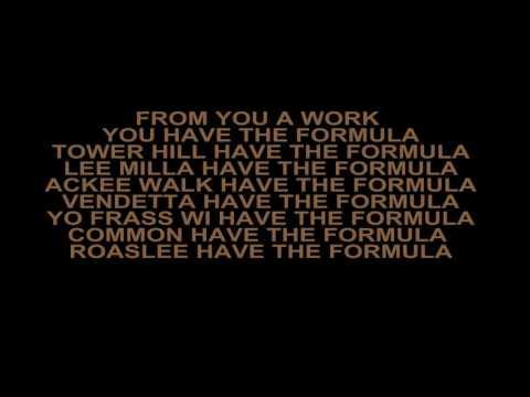 Alkaline - Formula (Lyrics)