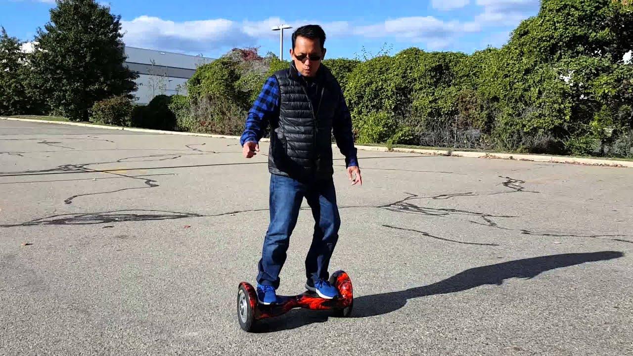 hoverboard test ride youtube. Black Bedroom Furniture Sets. Home Design Ideas