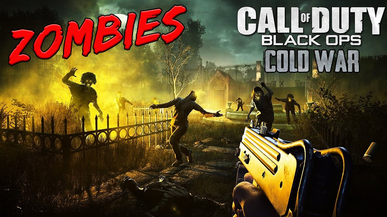Black Ops: Cold War ZOMBIES WISHLIST!!! (Call of Duty 2020 ...
