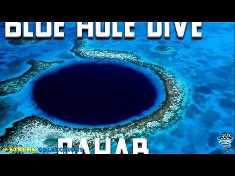 The Blue Hole in Dahab, Egypt