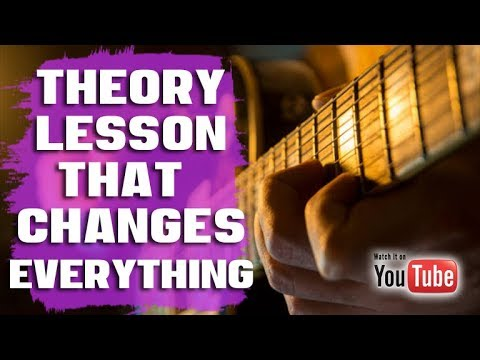 A Theory Lesson That Changes Everything