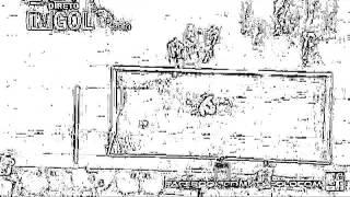 Ronaldo Free Kick (Portugal vs. Luxembourg) 2-0 (Drawing Version)