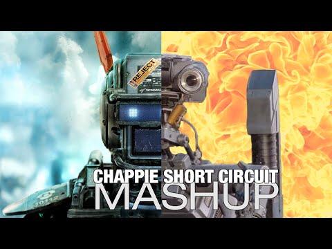 Chappie & Short Circuit Mashup Trailer