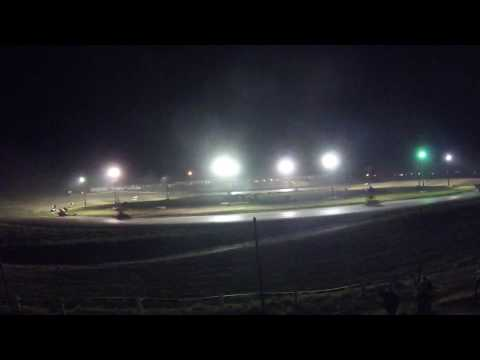 ascs sprint cars at gillette thunder speedway