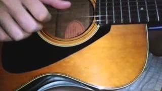 [Acoustic] Tình yêu mặt trời - Guitar cover