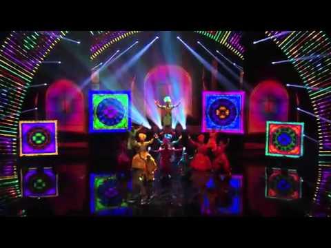 Cornell Bhangra - Live Show (America's Got Talent 2014)