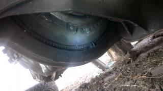 Проверка меток ГРМ Opel 16DA