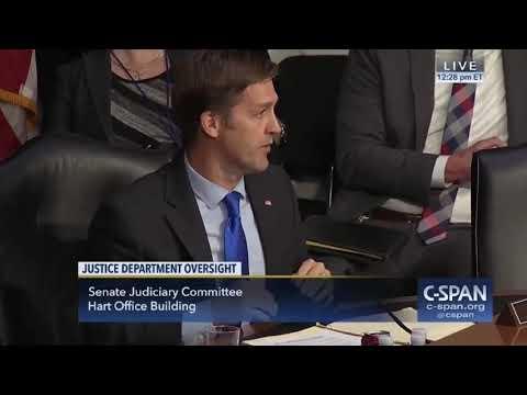 Sen. Ben Sasse tells Congress he spilled Dr. Pepper on Ted Cruz