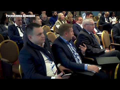 Антон Кольцов об итогах поездки в Республику Армения