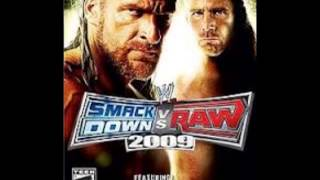 Smackdown vs Raw 2009 soundtrack - P.O.D Addicted Full