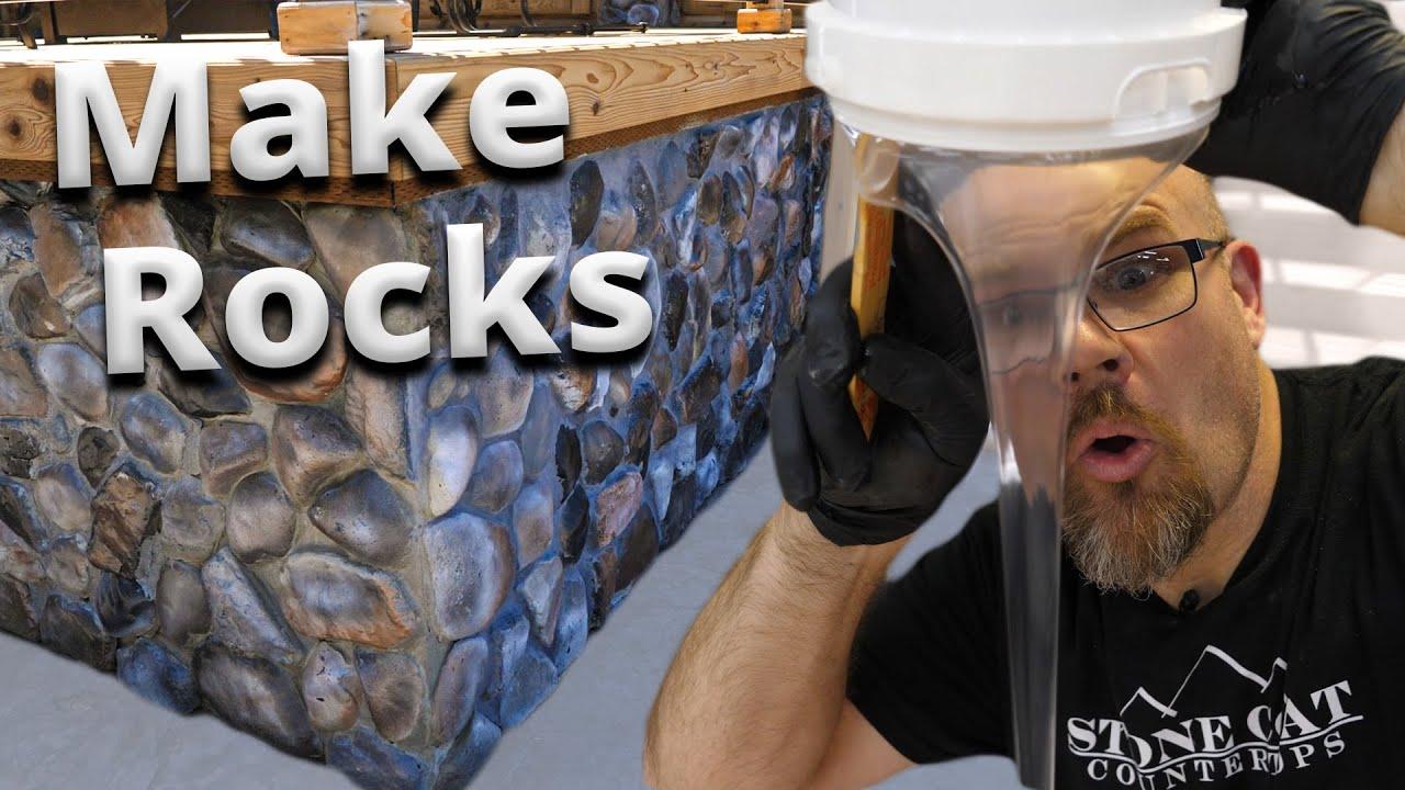DIY Rock Veneer to Save THOUSANDS | Stone Coat Epoxy