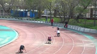 400m hurdles - 54.01