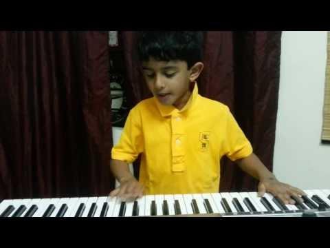 Arjun  Singing and Playing Tum hi Ho (Movie Aashiqui)