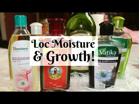 Indian Hair Growth Oils For Locs + BENEFITS! | Vlog