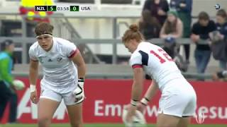 New Zealand v USA [Women's Rugby]