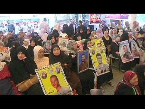 Israël: Manifestation Contre La Libération Imminente De Prisonniers Palestiniens